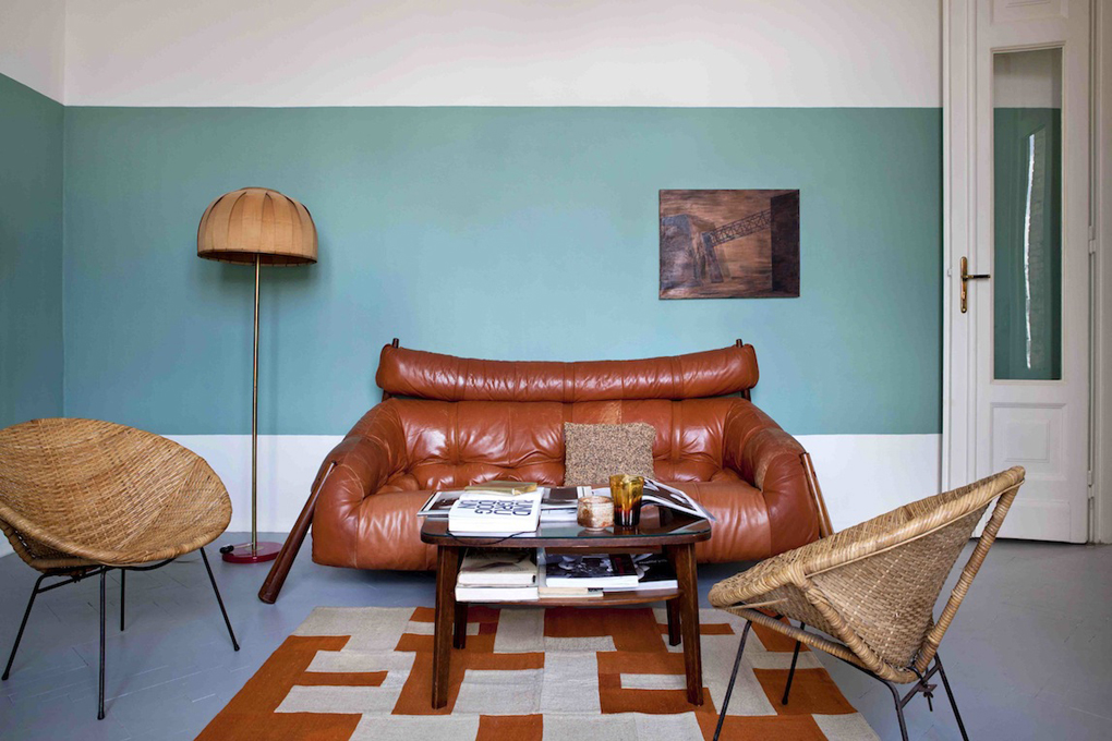 Zoltan a z design studio - Deco appartement vintage ...